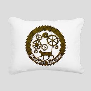 gearcat2 Rectangular Canvas Pillow