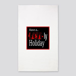 Love-ly Holiday Area Rug