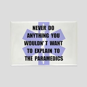 Paramedics Magnets