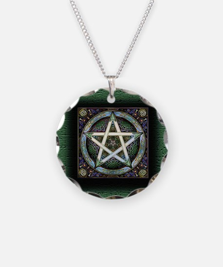 Pentacles Necklace