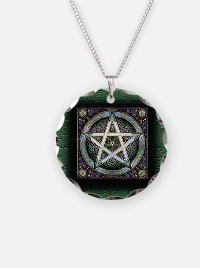 Pentacles Necklace