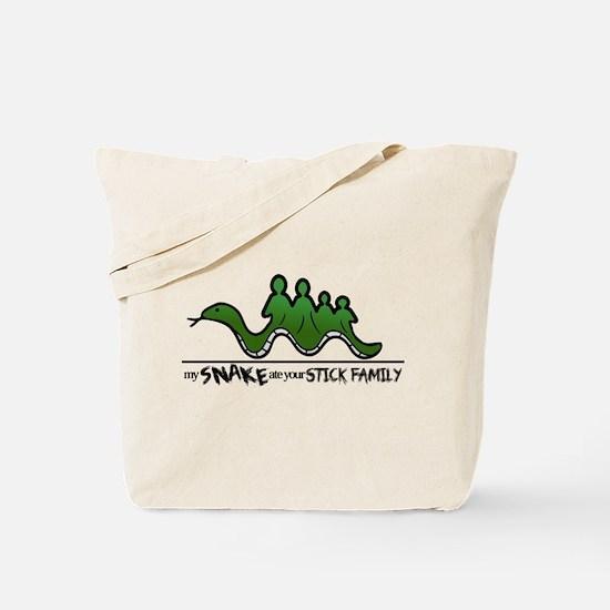 Cute Reptile Tote Bag