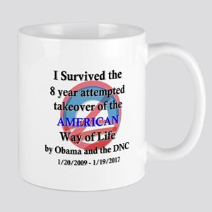 I Survived Obama Mug