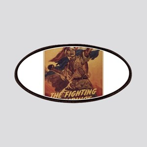 Vintage poster - The Fighting Filipinos Patch