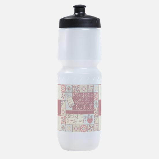 Friendship Quilts Sports Bottle