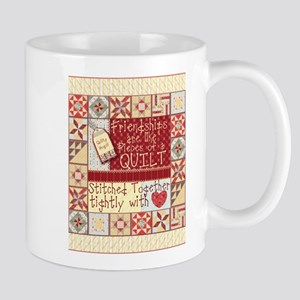 Friendship Quilt Mugs