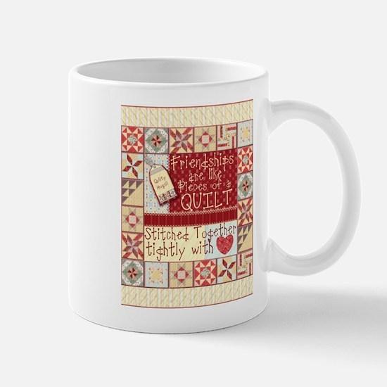 Friendship Quilt Mugs