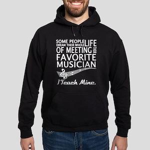 Musician T Shirt Sweatshirt