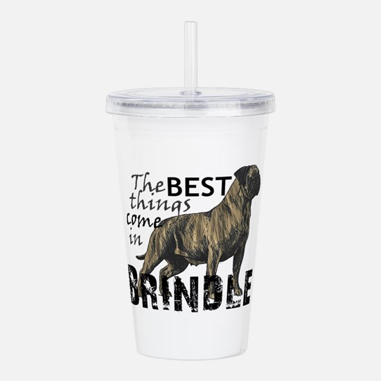 Unique Dog breed Acrylic Double-wall Tumbler