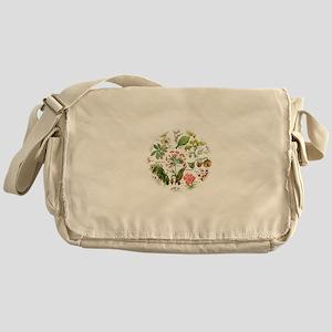 Botanical Illustrations - Larousse P Messenger Bag