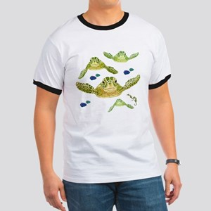 Sea turtles, fish and sea horses 2 Ringer T