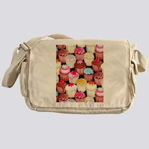 Cupcakes Messenger Bag