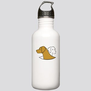 i love lab Stainless Water Bottle 1.0L