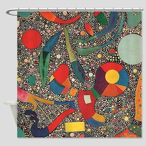 Colorful Ensemble Shower Curtain