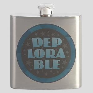 DEPLORABLE Flask