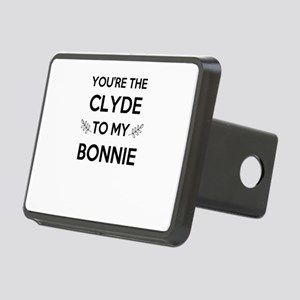 Bonnie and Clyde shirts Rectangular Hitch Cover