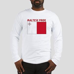 MALTESE PRIDE Long Sleeve T-Shirt