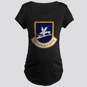 Air Force Security Forces crest Maternity T-Shirt