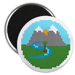 Manawaker Games Logo Magnets