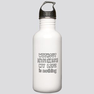Without Daito Ryu Aiki Stainless Water Bottle 1.0L