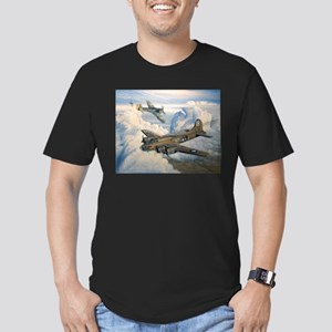 B-17 Shack Rabbit Ash Grey T-Shirt