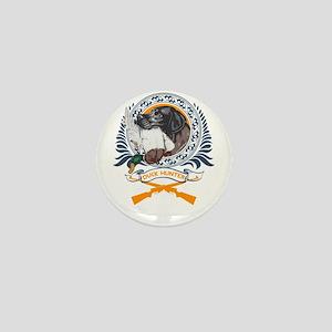 duck hunter Mini Button