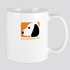 dogs are people too! Mugs