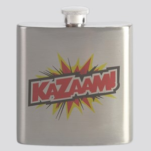KAZAAM! Flask