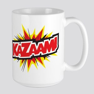 KAZAAM! Mugs