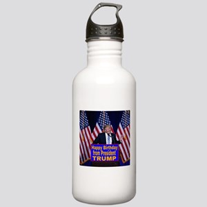 Happy Birthday from Pr Stainless Water Bottle 1.0L
