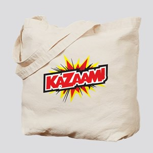 KAZAAM! Tote Bag