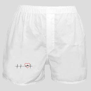 i love swimming Boxer Shorts