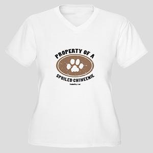 Chiweenie Plus Size T-Shirt