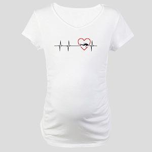 i love scuba diving Maternity T-Shirt