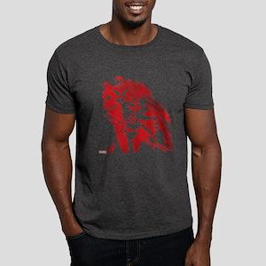 Daredevil Red Streak Dark T-Shirt