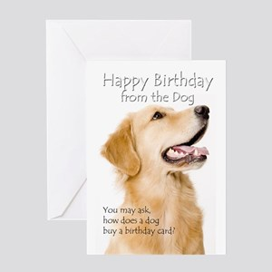 From the Golden Birthday Card