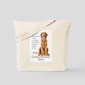 Golden Mom Tote Bag