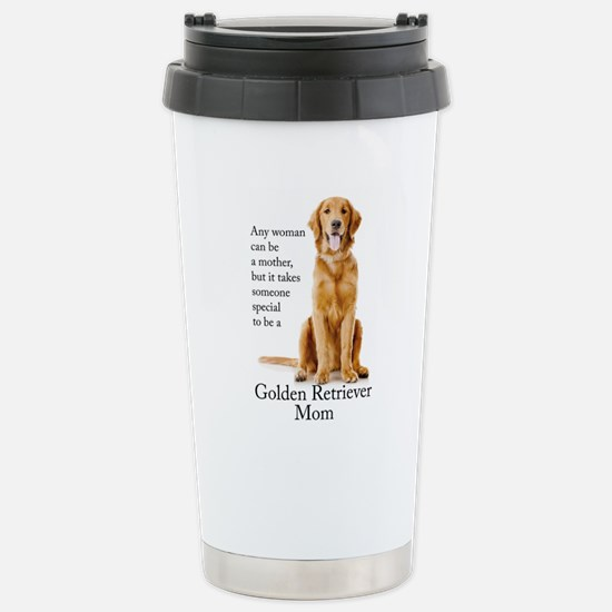 Golden Mom Travel Mug