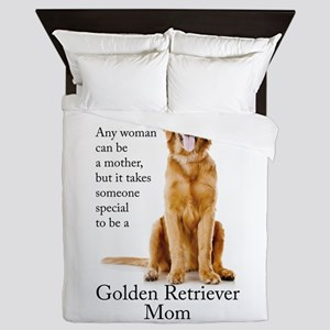 Golden Mom Queen Duvet