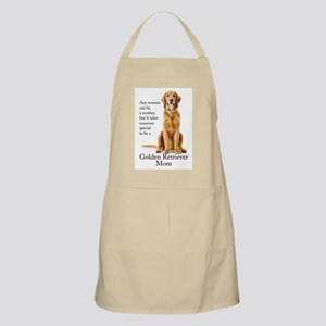 Golden Mom Apron