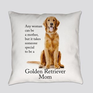 Golden Mom Everyday Pillow