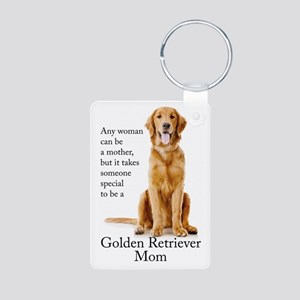 Golden Mom Keychains
