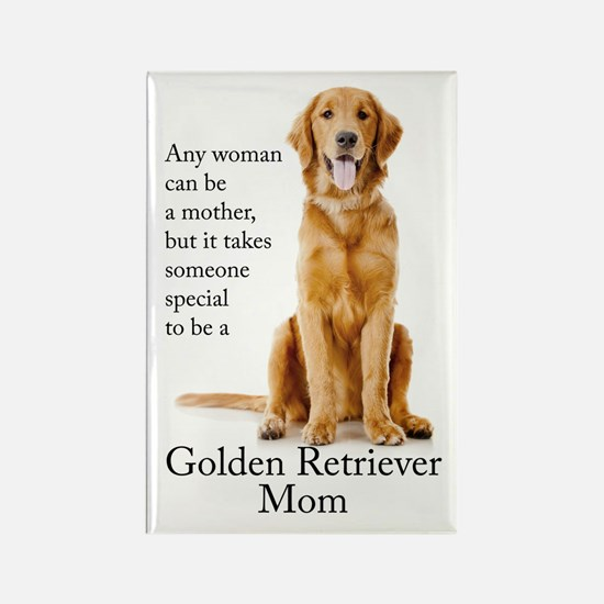 Golden Mom Magnets