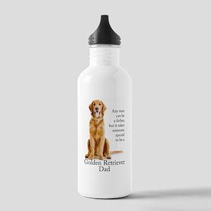 Golden Dad Water Bottle