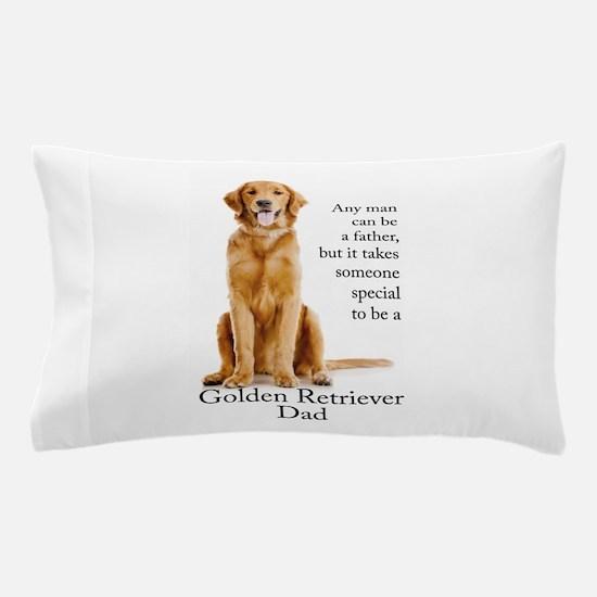 Golden Dad Pillow Case