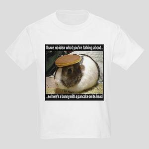 Rabbit Pancake T Shirts