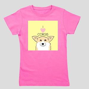 I Love Corgis T-Shirt