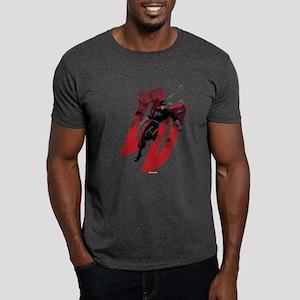 Daredevil Black Costume Dark T-Shirt