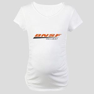 BNSFLogo1 Maternity T-Shirt