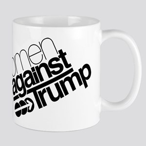 Women Against Trump Mug